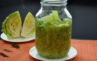 Darshi's Sauerkraut