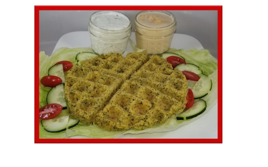 NutriLicious Recovery Fa-Waffle